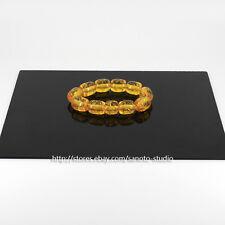 "White + Black Acrylic Photo Photography Studio Reflection Display Boards 10x14"""