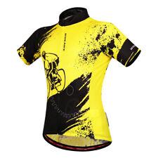 Men's Cycling Clothing Bicycle Jersey Sportswear Short Sleeve Bike Shirt Top