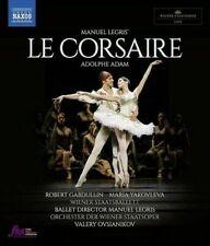 Adam Le Corsaire Wiener Staatsballett Valery Ovsianikov Naxos Nbd0090v B