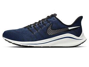 NIKE AIR ZOOM VOMERO 14 Running Gym Trainers UK Size 9.5 (EUR 44.5) Coastal Blue