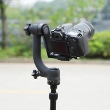 360° Tripod Panoramic Gimbal Pan Head Ball Mount for Telephoto Lens DSLR Camera