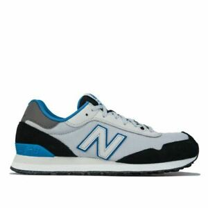 Men's New Balance 515 Classic Lightweight Cushioned Trainers in Grey