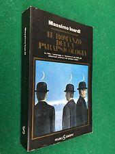 Massimo INARDI - IL ROMANZO DELLA PARAPSICOLOGIA , Ed Sugar (1978) Libro