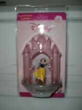 New Disney Princess Snow White Crystal Castle Nightlight Softly Changes Colors