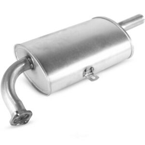 Exhaust Muffler Assembly-BRExhaust Direct-Fit Value Line Muffler Assembly Rear