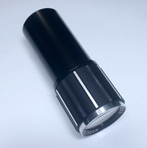 """ZOOM 4"""" to 6"""" F/3.5 VINTAGE Projection Lens for Movie Projector"""
