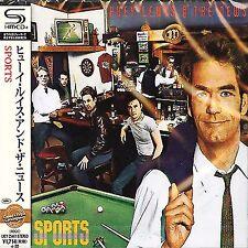 HUEY LEWIS & THE NEWS - Sport - Japan Jewel Case SHM - UICY-25461 - CD