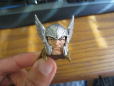 """Marvel Legends 6"""" Thor Head ONLY Helmeted Asgardian Odinson Classic"""