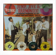 "LP/VA✦TEENAGE SHUTDOWN!✦""JUMP, JIVE & HARMONIZE"" Garage Punk Dance Ravers1964-67"