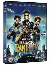 Black Panther - 2018 Chadwick Boseman, Michael B. Jordan Brand New Region 2 DVD