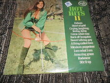 SEXY NUDE COVER Hot Hits 11 LP 1972 ENGLAND UK
