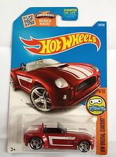 Hot Wheels Ford Shelby Cobra Concept Car