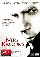 MR BROOKS DVD R4 KEVIN COSTNER ***