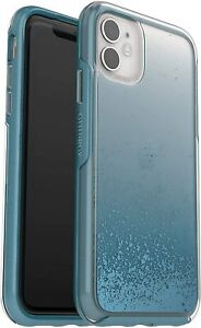 Otterbox iPhone 11 Case Symmetry Series Sleek Protection Back Cover - Blue