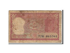 Tickets, India, 2 rupee type tiger #110079