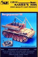 CMK 129-3044 - Bergepanzer III Umbauset - Neu