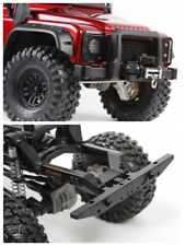 Traxxas TRX-4 TRX4 D90 Trail Crawler Aluminium Bull Bar Front + Rear Bumper