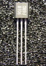 20x s9018f AM/FM amplifier, Local Oscillator of FM/VHF sintonizzatore