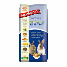 Mr Johnsons Supreme Rabbit Tropical Fruit Mix 15kg