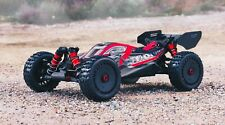 1/8 TYPHON 6S BLX 4WD Brushless Buggy RTR, Red/Grey (ARA106046) 70+MPH!!!