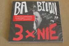 BILON 3X NIE MU112 (CD) - POLISH RELEASE SEALED POLAND