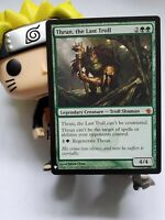 Thrun, the Last Troll 🐸NM🍄 Mystery Booster 🐸 Magic The Gathering 🍄 MTG 🐸EDH