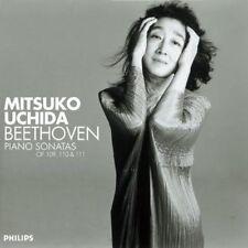 Uchida, Mitsuko - Beethoven: Piano Snts NEW CD