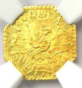 1853 Arms of California Gold Piece - Certified NGC MS67 (Gem BU) - Rare in MS67!