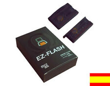 EZ4 - Official, Boxed, New double case. EZ FLASH IV 4 OMEGA GameBoy NDS NEU!
