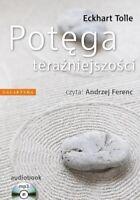 POTEGA TERAZNIEJSZOSCI (Audiobook CD mp3), Tolle Eckhart | Polish Book, Polska