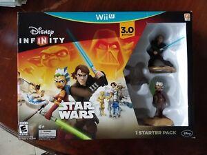 Disney Infinity 3.0 Wii - Star Wars Starter Pack - Anakin Skywalker Ahsoka Tano