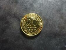 Marianne - 20 centimes - 2001