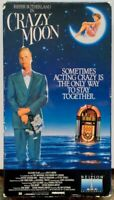 """Crazy Moon"" VHS Kiefer Sutherland Rare OOP Comedy"
