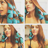 "The Sleep Styler For Long Hair NIP 8 Rollers Curlers 6"" As seen on Shark Tank"
