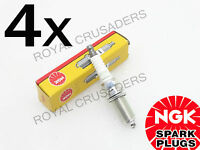 4X NEW GENUINE NGK REPLACEMENT SPARK PLUG LFR6C-11