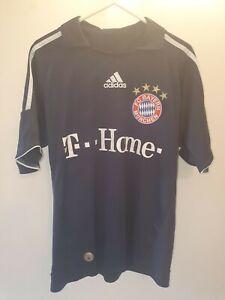Bayern Munich/München Away Retro Football Shirt, 2008 - 2009 *Classic*