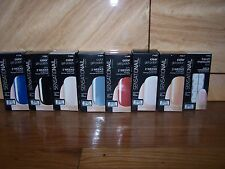 SET of 5 SENSATIONAIL by NAILENE ALL DIFFERENT COLOR GEL POLISH U FREE SHIPPING