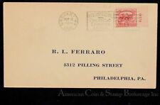 FDC 629 1926 F/VF+ Used FDC right tab with plate # clean & nice cover