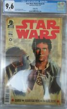 Star Wars: Rebel Heist #1 CGC 9.6 Dark Horse Comics 2014 White Pages