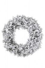 KAEMINGK Christmas Snowy Toronto Artifical Wreath 35cm
