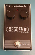 TC Electronic Crescendo Auto Swell Effektpedal E-Gitarre