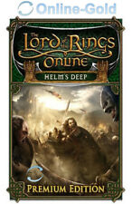 Herr der Ringe Online Helm's Klamm Premium Edition LOTRO Key - PC Download [DE]