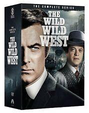 Wild Wild West Robert Conrad Ross Martin Complete Series Seasons 1-4 Box/DVD Set