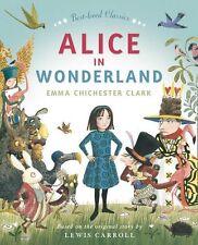 Alice in Wonderland (Picture Book Classics) (Essential Picture Book Classics),E