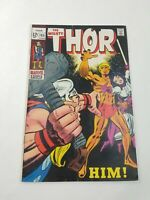 The Mighty Thor #165 Marvel Comics 1969 1st Full App of HIM! (Adam Warlock)