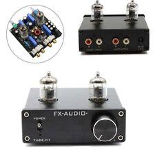 Audio 6J1 Tube CD & MM Phono RIAA Turntable Pre-Amplifier Hi-Fi Preamplifier New