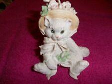 Calico Kittens Figurine