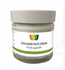 Collagen Cream for Soft Supple Skin Aromatherapy Multiple Sizes