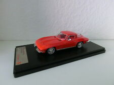 PremiumX/IXO 1/43 - Chevrolet Corvette C2 Sting Ray Coupe 1964 (rot/red) - OVP