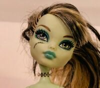 Monster High Doll Frankie Killer Style Nude Doll Mattel Collectible